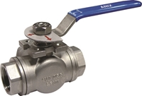 Picture for category Ball Valve - 3 Way