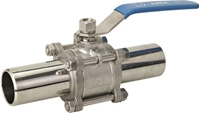 Picture for category Ball Valve - Weld