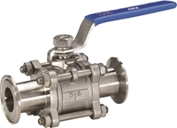 Picture for category Ball Valve - Clamped-Package