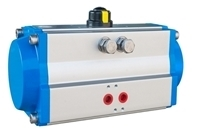 Picture for category Spring Return - Pneumatic Actuator